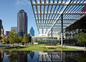 Downtown Dallas Arts District