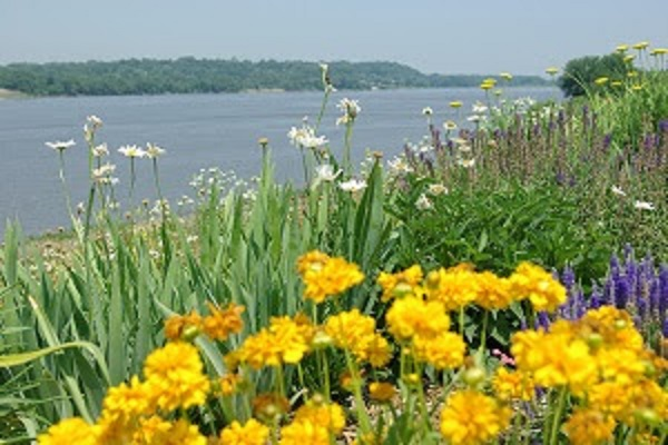 A Journey along the Mississippi and Illinois River Towns