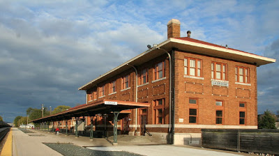 La Crosse Railway Passenger Station
