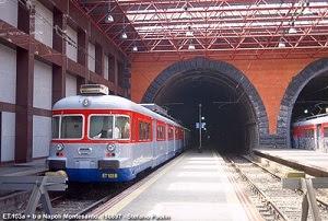 Montesanto electric train