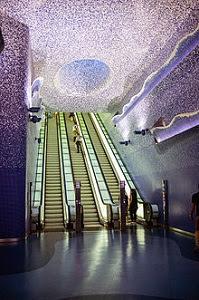 Naples Metro Toledo Station