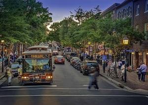 A Travel Experience in Alexandria Virginia