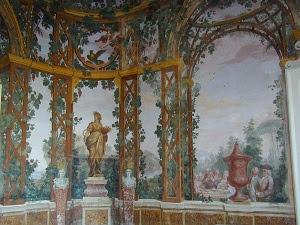 Villa Campolieto Frescoes