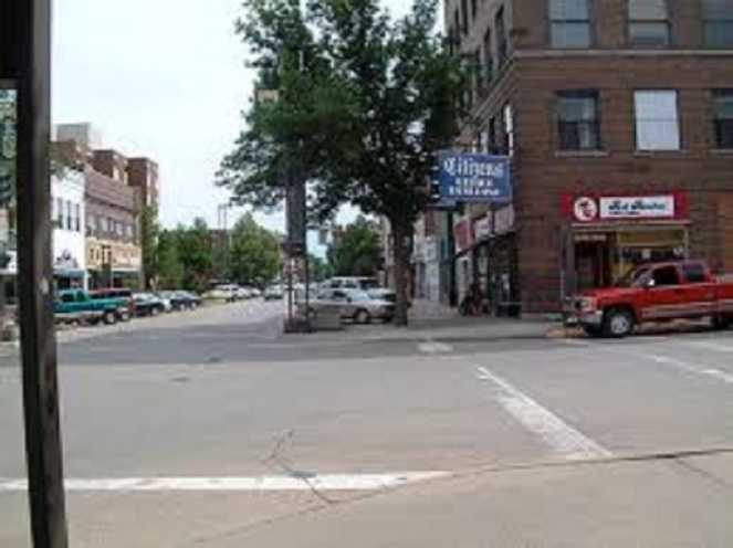 aberdeen south dakota downtown