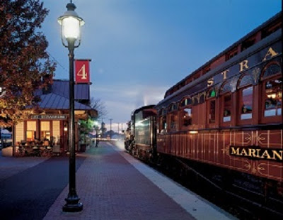 Strasburg Rail Station
