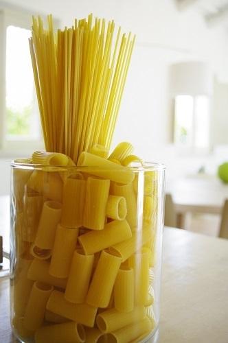 spaghetti and ziti