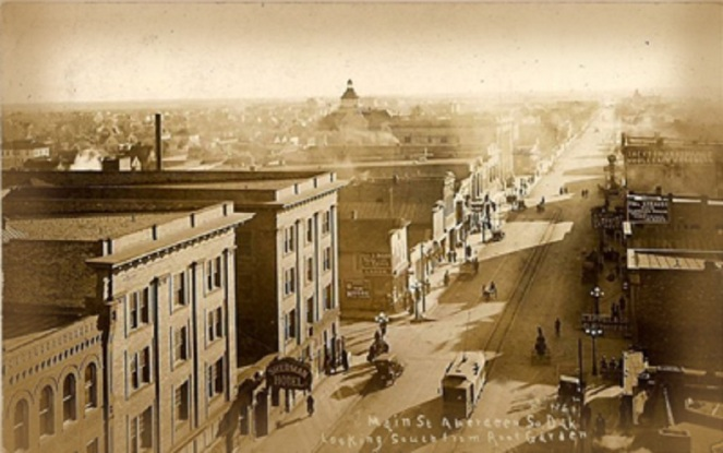 Aberdeen Main Street 1912