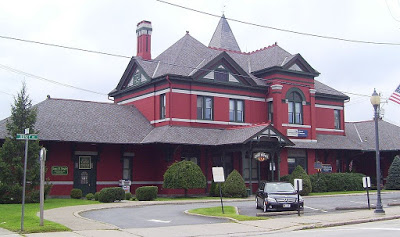 Erie Depot Port Jervis