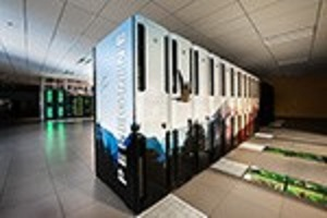 NREL data center racks