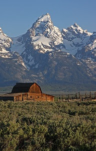 Wyoming Grand Teton