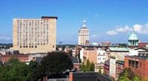 Lancaster downtown