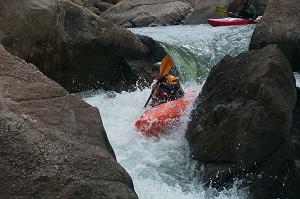 South Platte River kayaking Eleven Mile Canyon