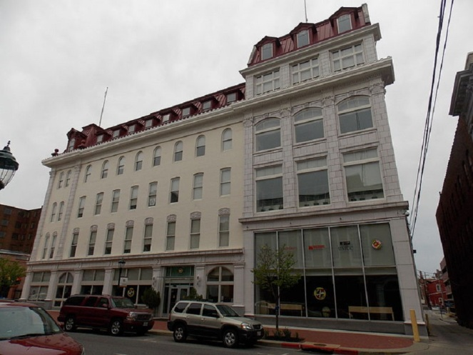 Hagerstown Commercial Core Historic District