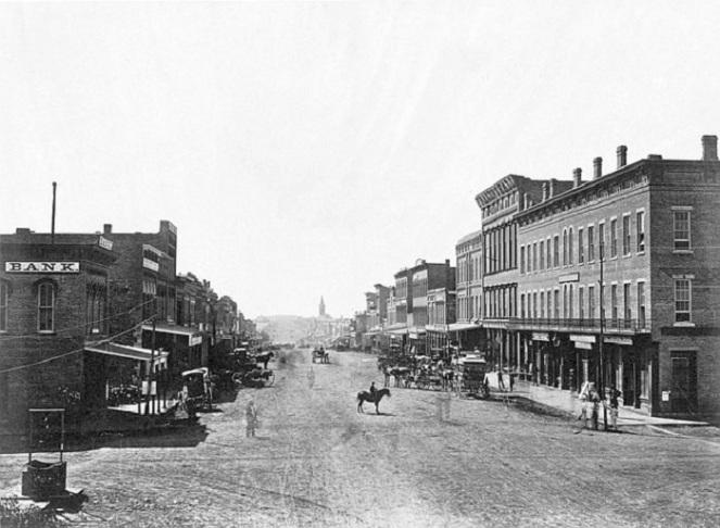 Massachusetts Avenue Lawrence Kansas