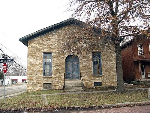 Turnhalle North Rhode Island Historic Districts