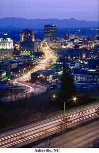 ashville skyline