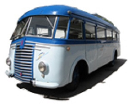 autobus d'epoca