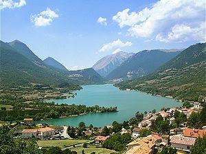 Barrea Lake