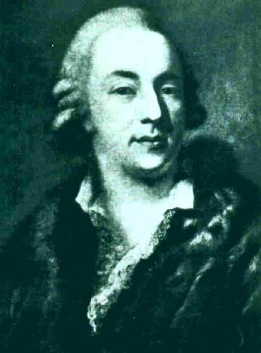 Casanova portrailt