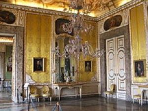 Caserta Royal Palace Rococo Room