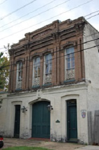 Creole fire House