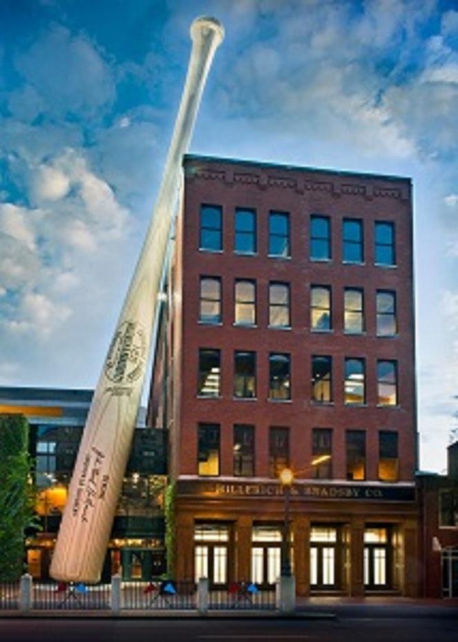 Louisville Slugger Museum Factory