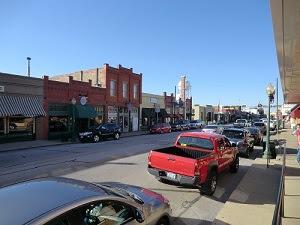 Main Street, Grapevine, TX