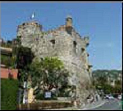 Portofino castle