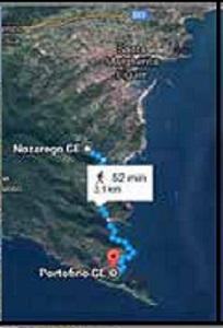 Portofino walk
