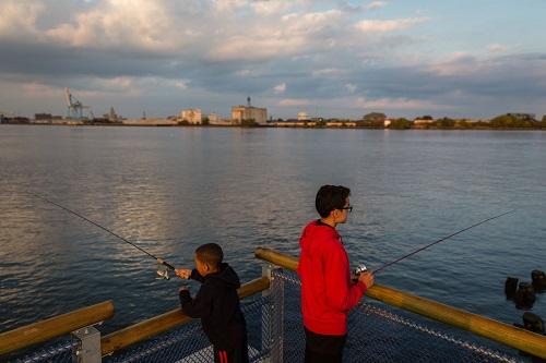 pier 68 fishing
