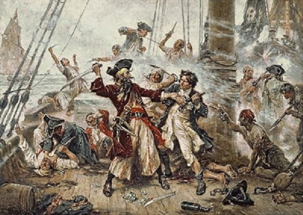 Blackbeard and the Golden Age of Piracy