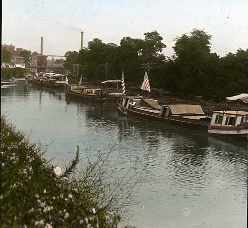 Boats in Georgetown