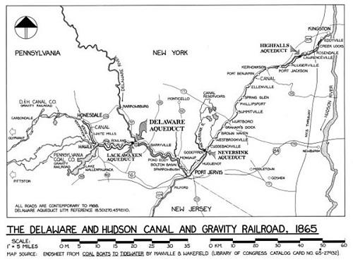 DaH map