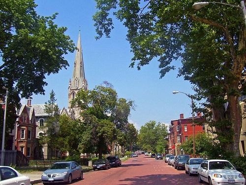 Liberty Street, Newburgh, NY