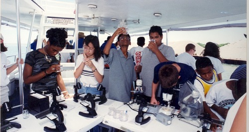 marine biology tours
