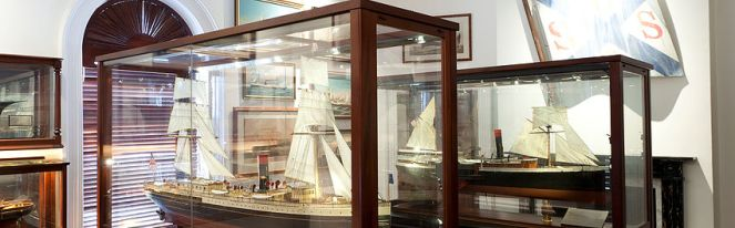 ships of the sea exhibit