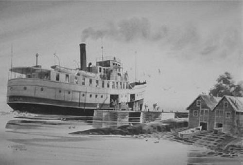 steamships and tourism