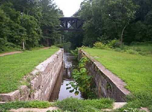 Delaware Canal and Railroad