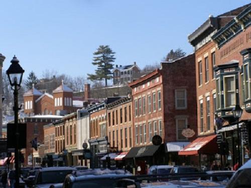 Main Street Galena