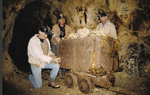 Mollie Kathleen Gold Mine