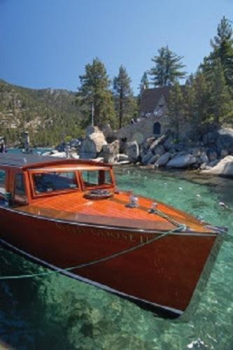 North Lake Tahoe Clear Water