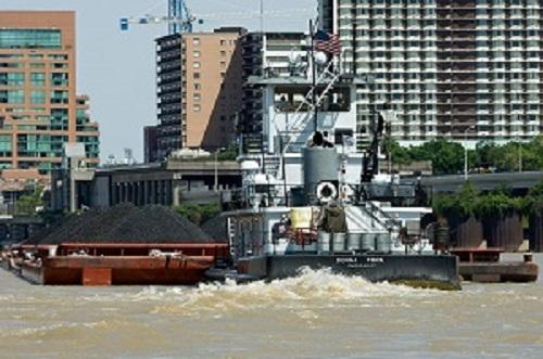 Donna York Tug Barge