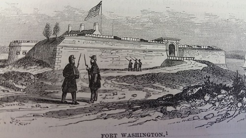 Fort Washington 1812