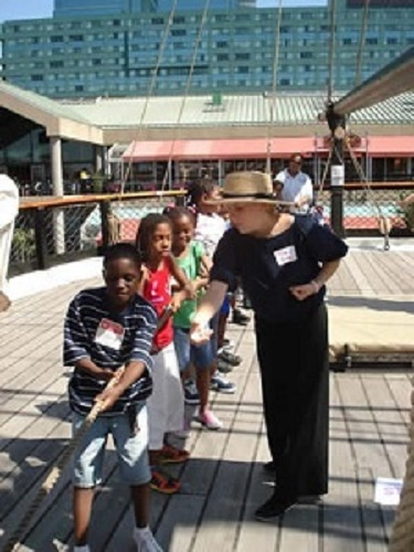 historic ships in baltimore educational programs