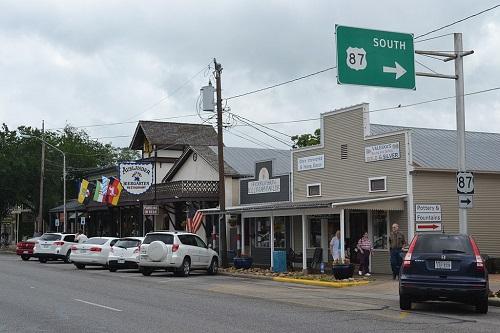 Main Street Fredericksburg