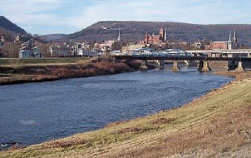 North Branch Potomac River Cumberland