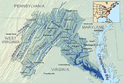Potomac watershed