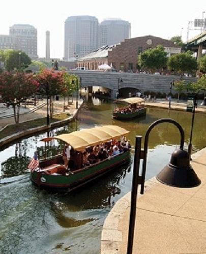 Richmond Historic Canal Walk
