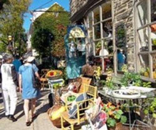 Shopping in Chestnut Hill