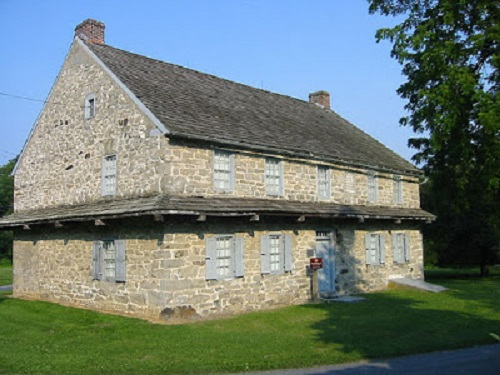 Troxell Steckel House